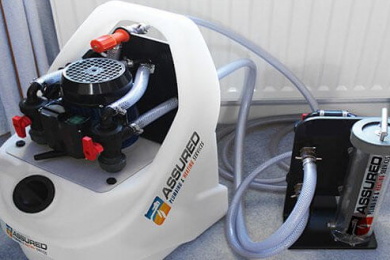 POWER FLUSHING SERVICE IN BROMLEY